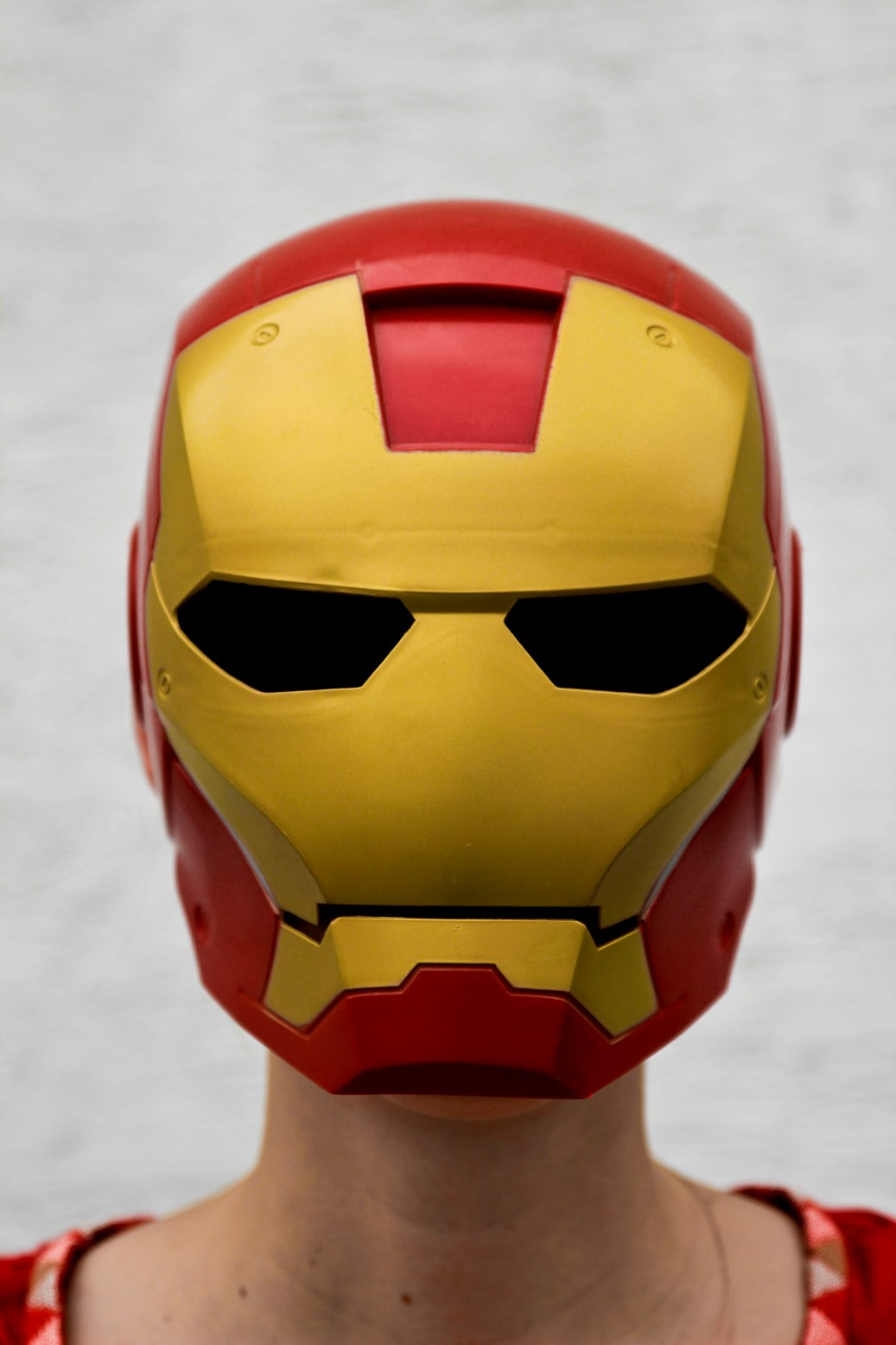Ironman Portrait
